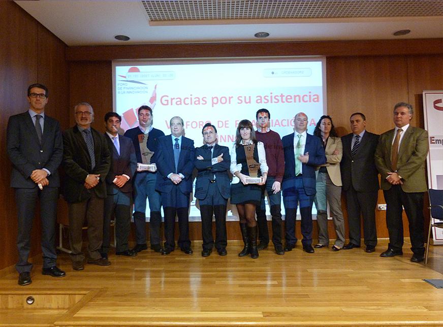 Actualmed Premio Empresa Innovadora de la Comunidad Valenciana 2012